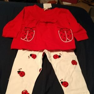 Other - Infant 2 pc outfit BRAND NEW